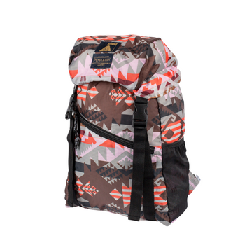 Poler x Pendleton Stuffable Back Pack Misty Pink