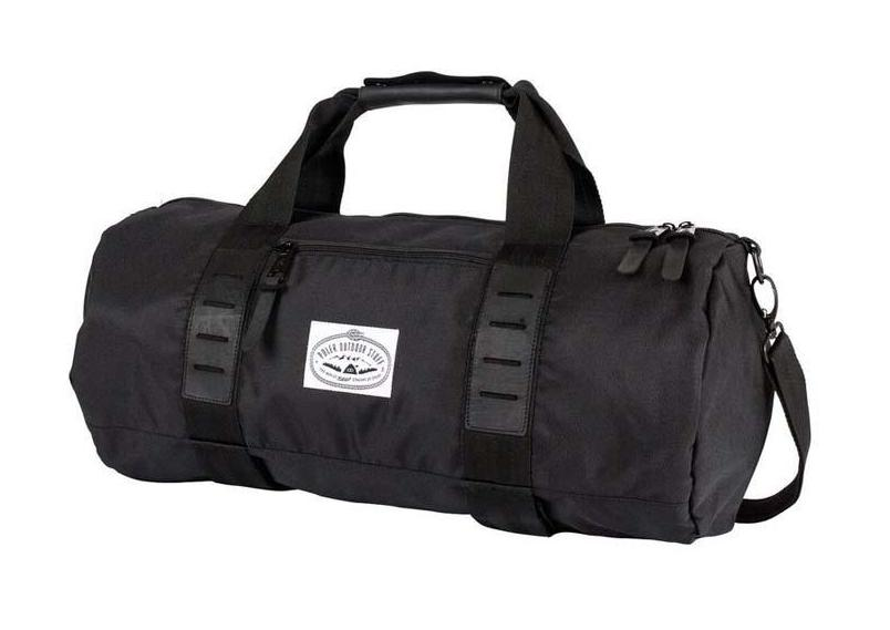 Classic Carry-On Duffel - Black