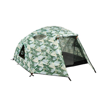 2-Man Tent - Coral Reef Green