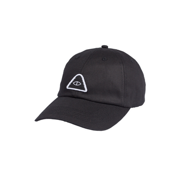 Poler Cyclo Dad Hat Black