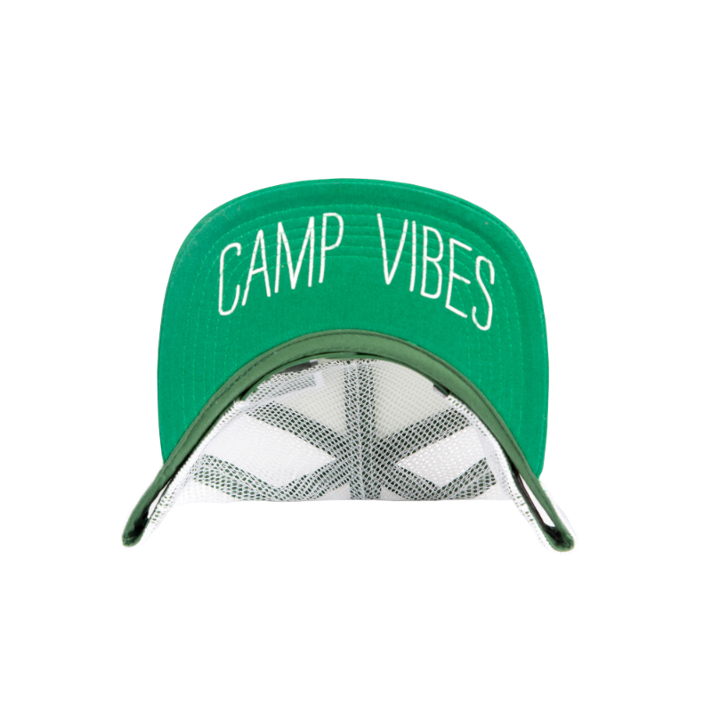 Poler Camp Vibes Trucker Grass