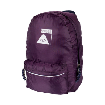 Poler Stuffable Pack Purple