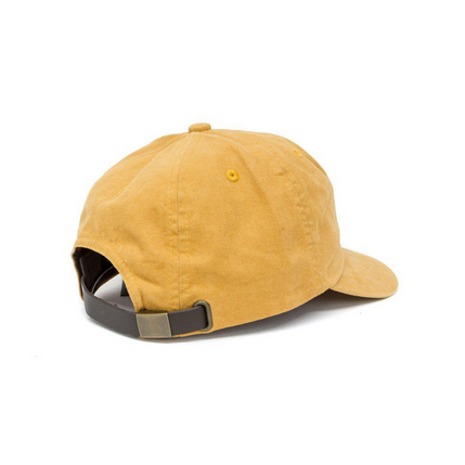 Brixton B Shield III Cap Gold