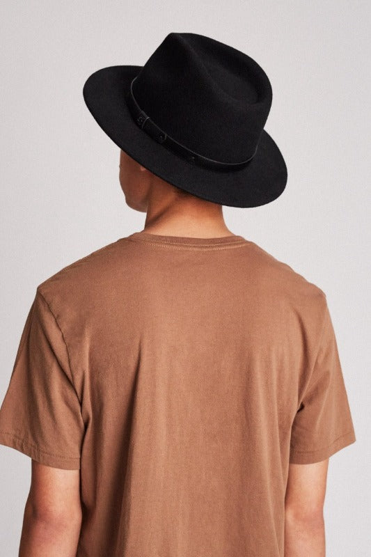 Brixton Messa Fedora Black