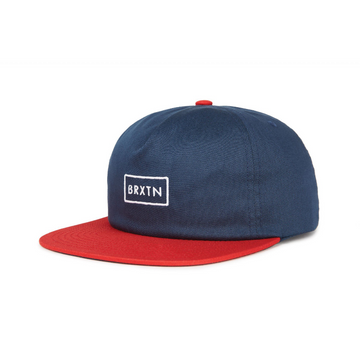 Rift MP Snapback Navy and Red