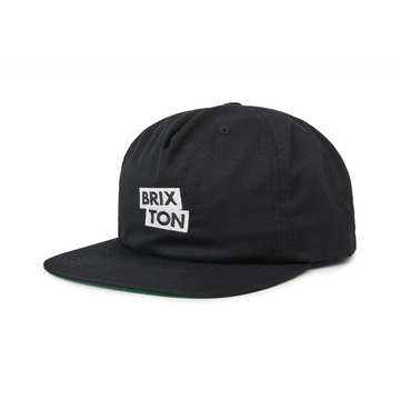 Team MP Snapback Black