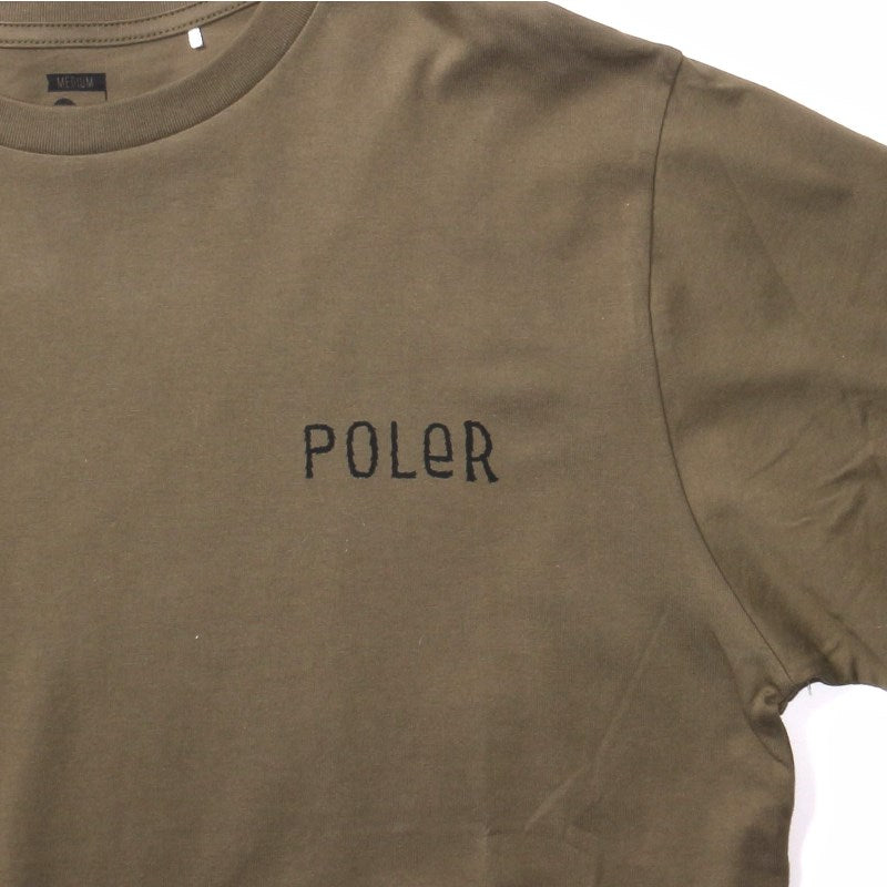 Cyclops Long Sleeve Tee-Olive