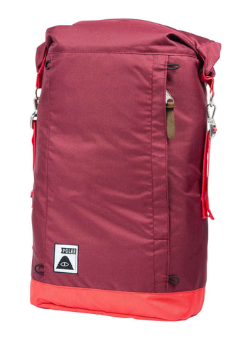 Rolltop 2.0 - Berry Wine/Blue/Cayenne