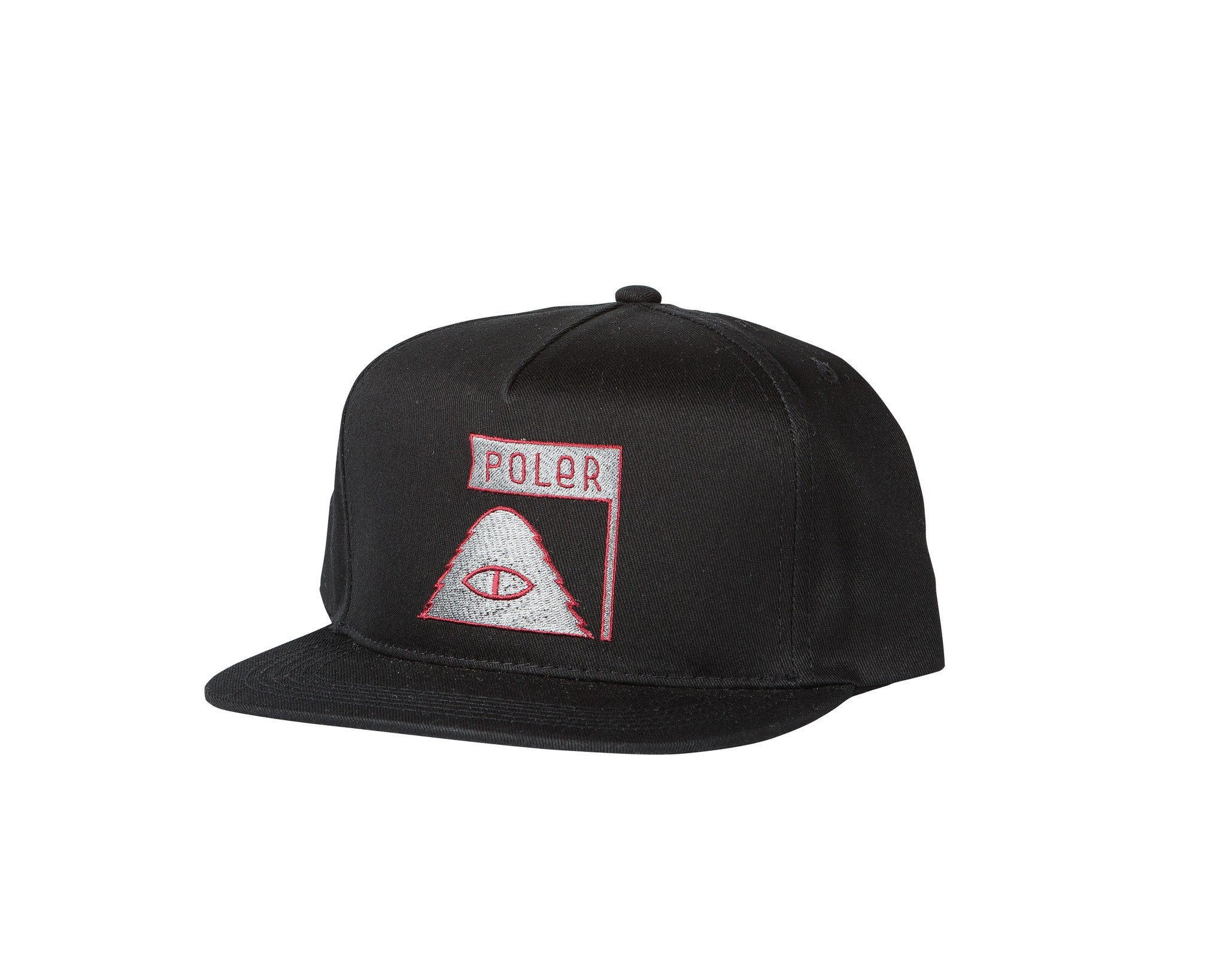 Cyclops Snap Back Black