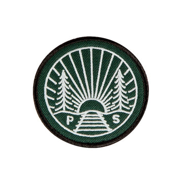 Poler R & R Patch Green