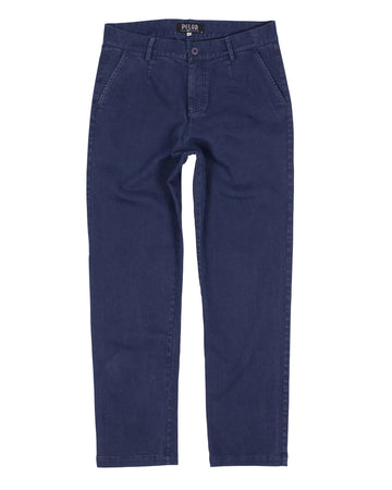 Mens Dayone Chino - Service Blue-LAST ONE!