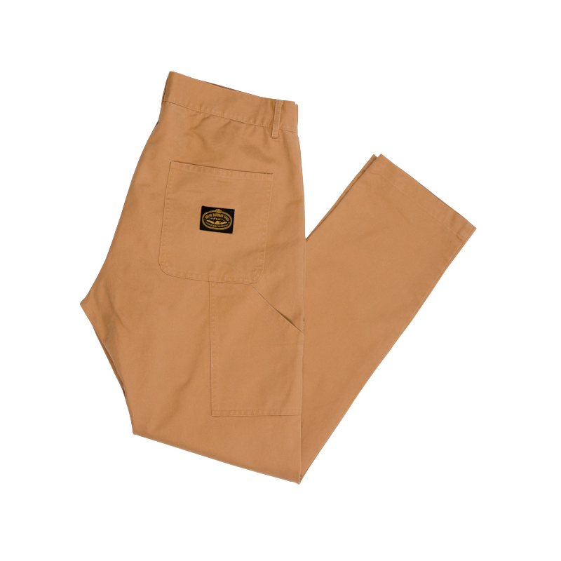 Poler Mens Backyard Pants Brown