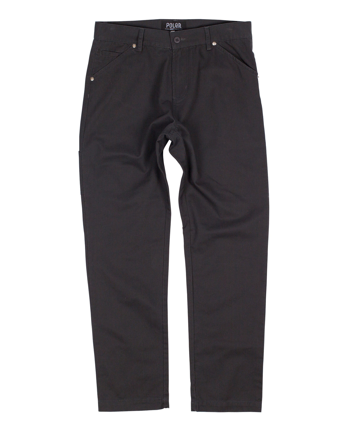Mens Backyard Pants - Charcoal