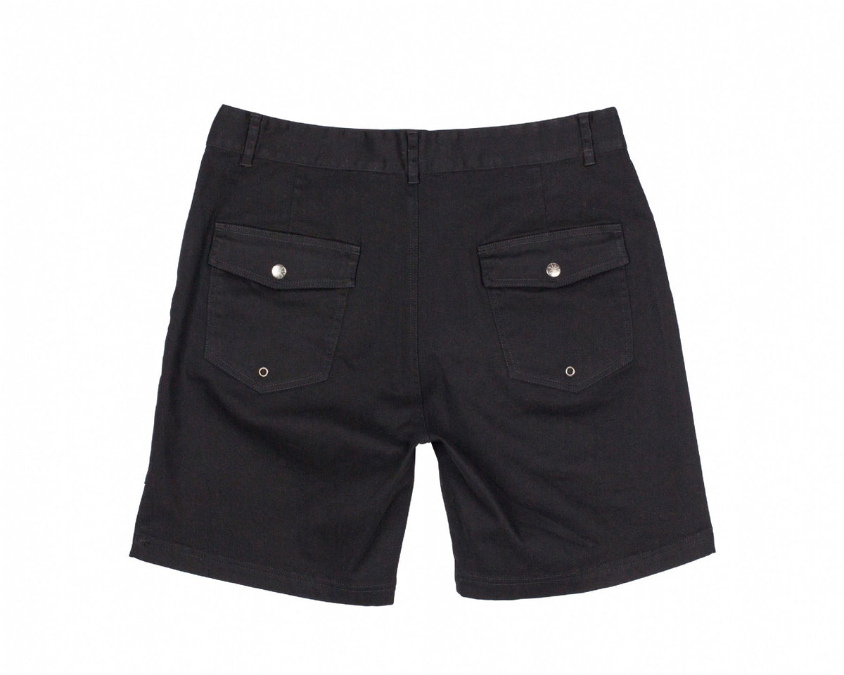 Camp Shorts-Black
