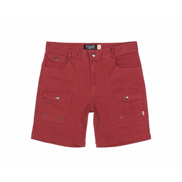 Poler Camp Shorts Wine