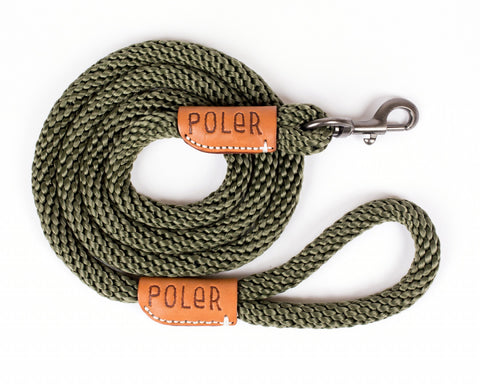Lolli Leash-Olive