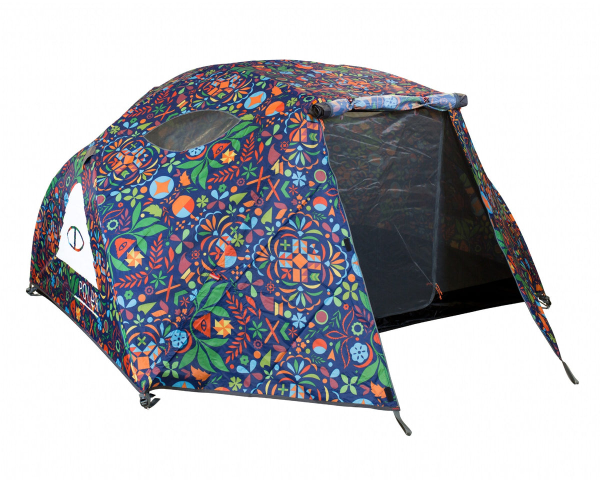 Two Man Tent-Navy Rainbro