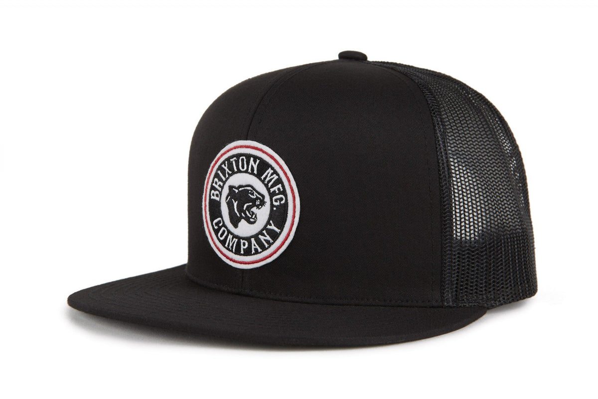 Forte MP Mesh Cap - Black