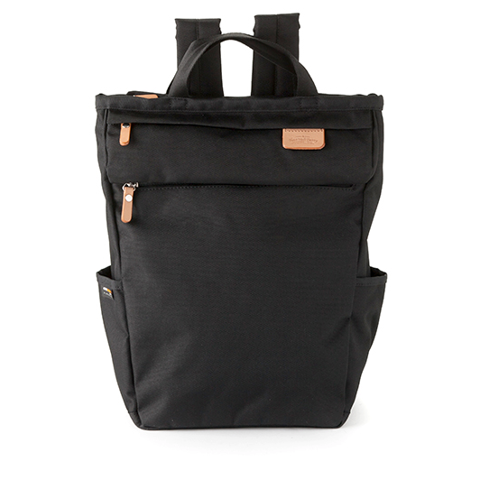 LYCEE STYLE BACKPACK - Black