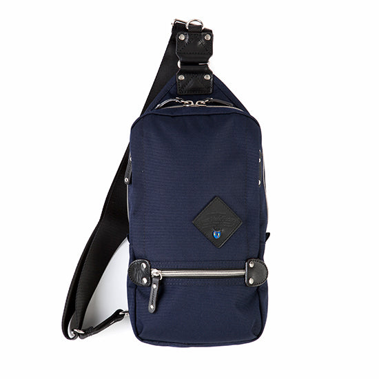 Harvest Label Mini Square Navy