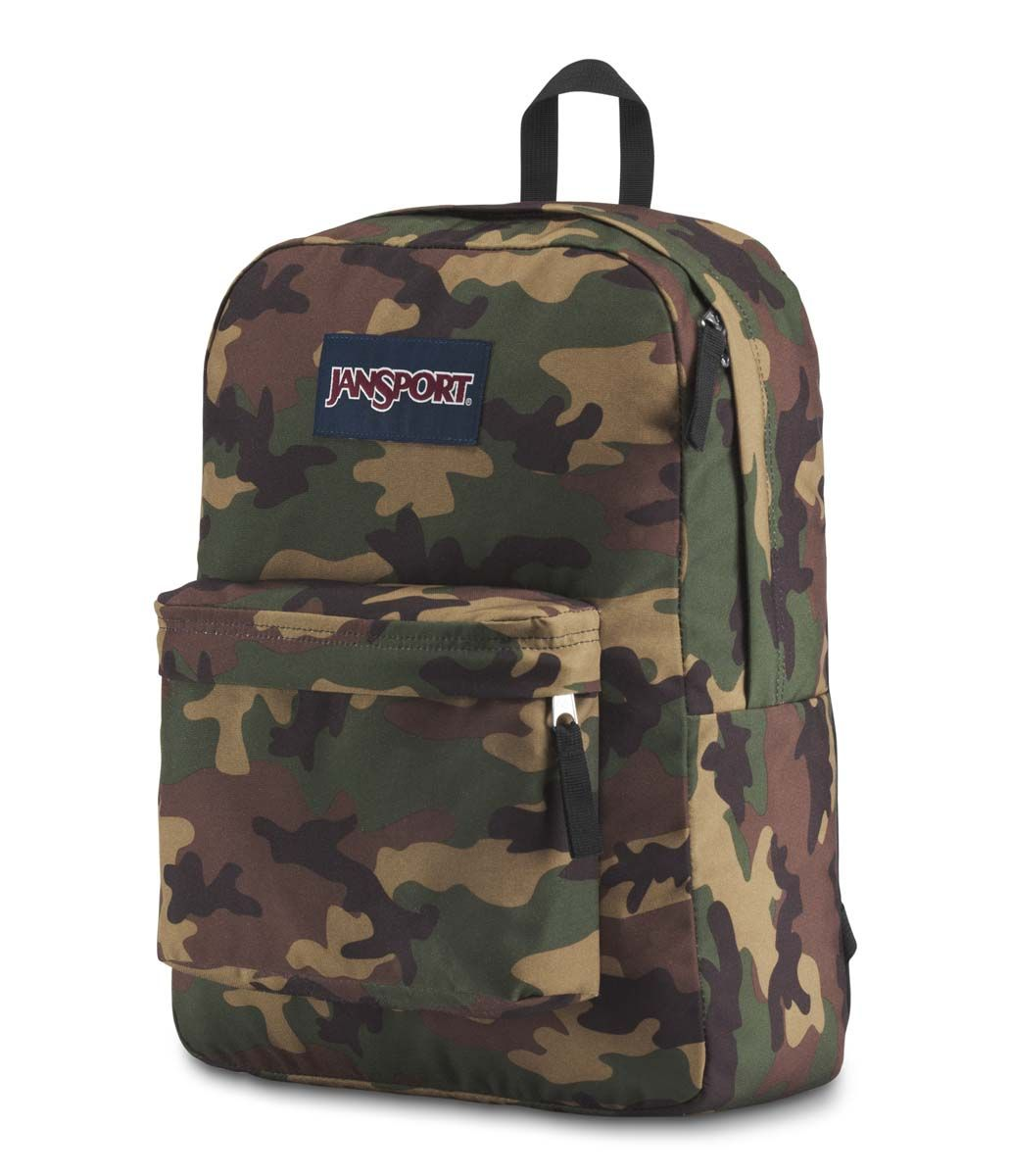 SuperBreak-Surplus Camo