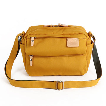 LYCEE STYLE MINI SHOULDER BAG-Mustard