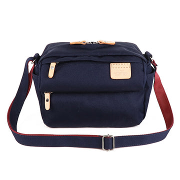 LYCEE STYLE MINI SHOULDER BAG-Navy