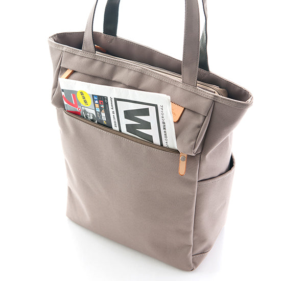 LYCEE STYLE TOTE PORTRAIT