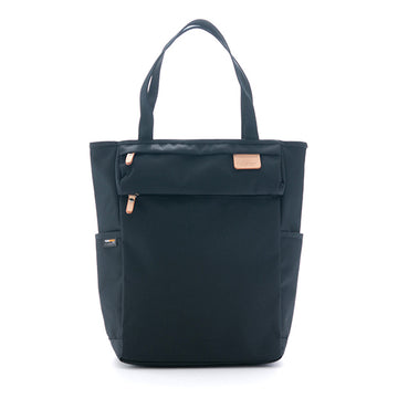 LYCEE STYLE TOTE PORTRAIT-Black