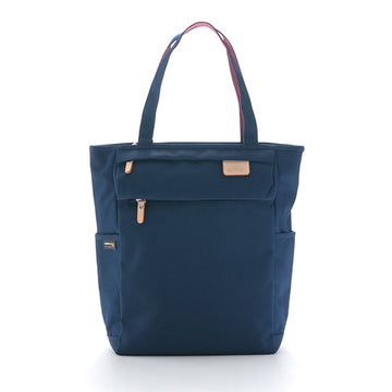 LYCEE STYLE TOTE PORTRAIT-Navy