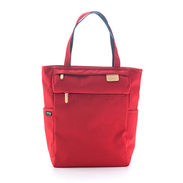 LYCEE STYLE TOTE PORTRAIT-Red