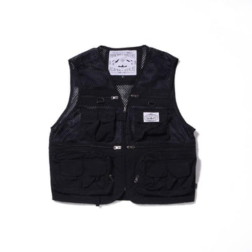 Poler Multi Pocket Vest Black