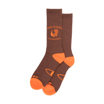 Poler x Red Clouds Collective Socks