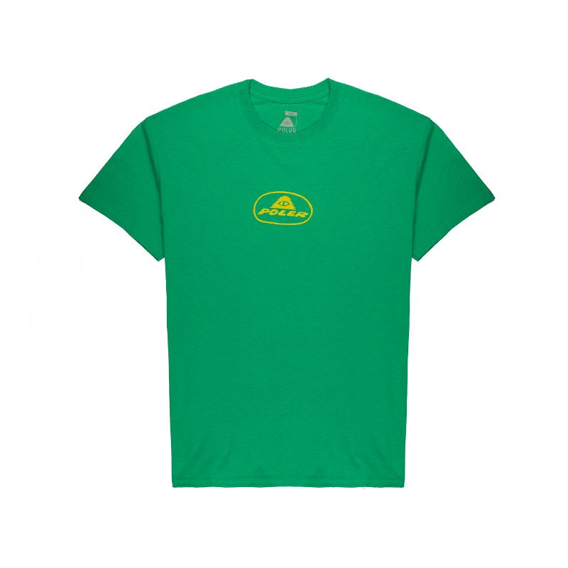 JD Cyclops Tee-Irish Green