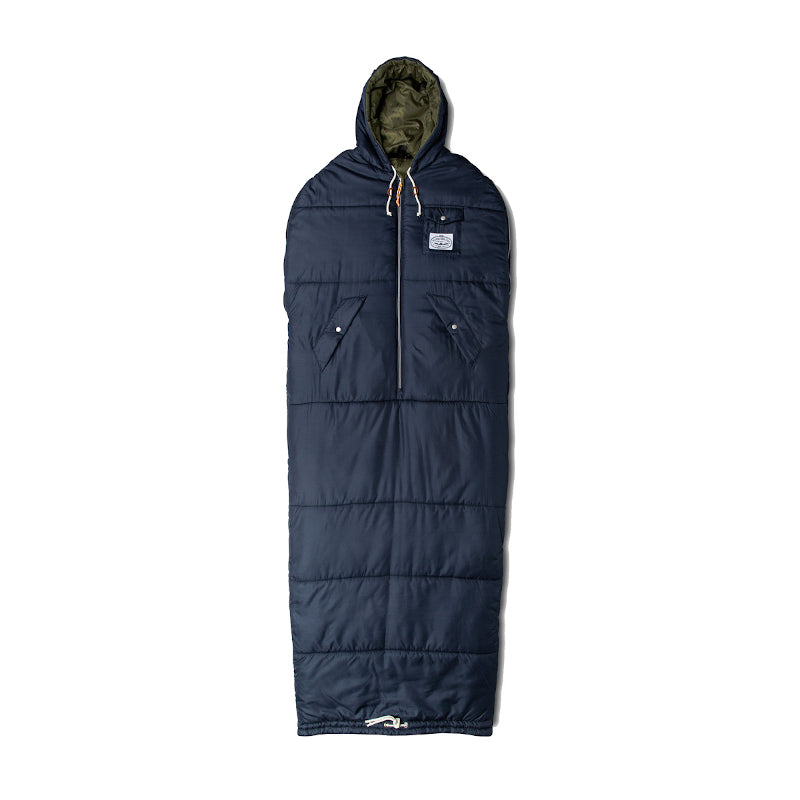 Poler Reversible Napsack Navy and Olive