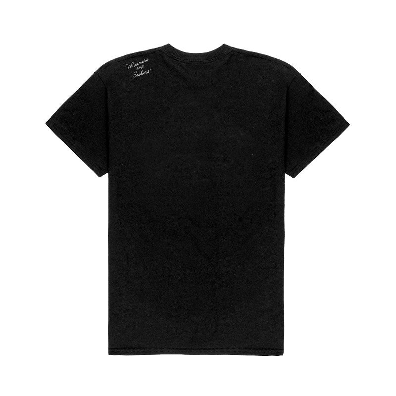 Standard Furry Tee-Black