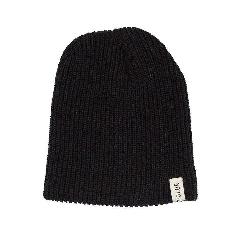 Poler Tube City Beanie Black