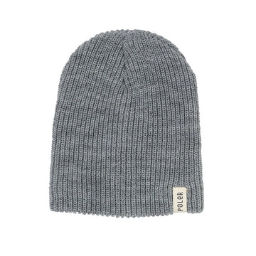 Poler Tube City Beanie Grey