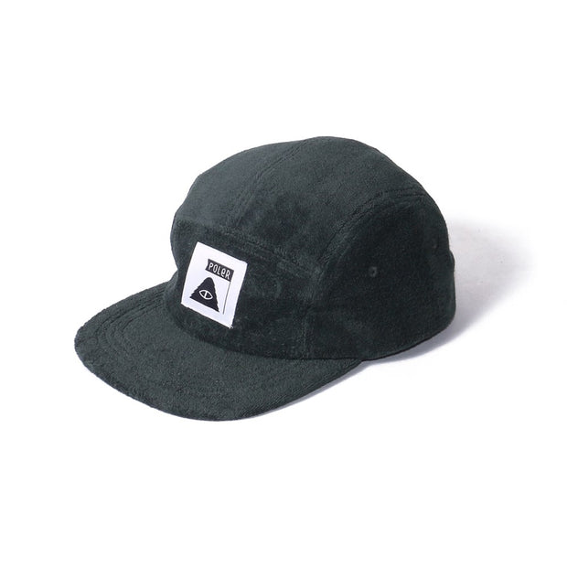 Relax 5panel Pile Cap-Olive