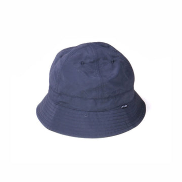 Reversible Drawcord Bell Hat-Navy