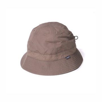 Reversible Drawcord Bell Hat-Olive