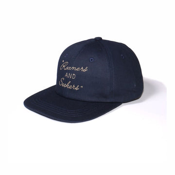 Roamers & Seekers 6panel Cap Navy