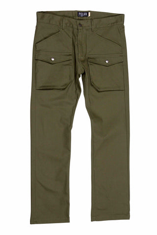 MENS MOUNTAIN PANT - BURNT OLIVE