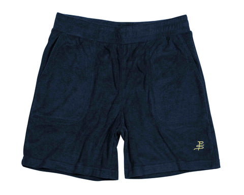 MENS TERRY FLYNT SHORT - BLUE STEEL