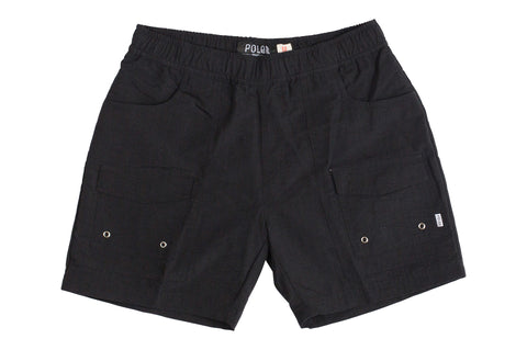 Camp Volley Short-Black