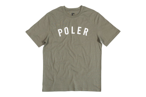 State Tee-Olive