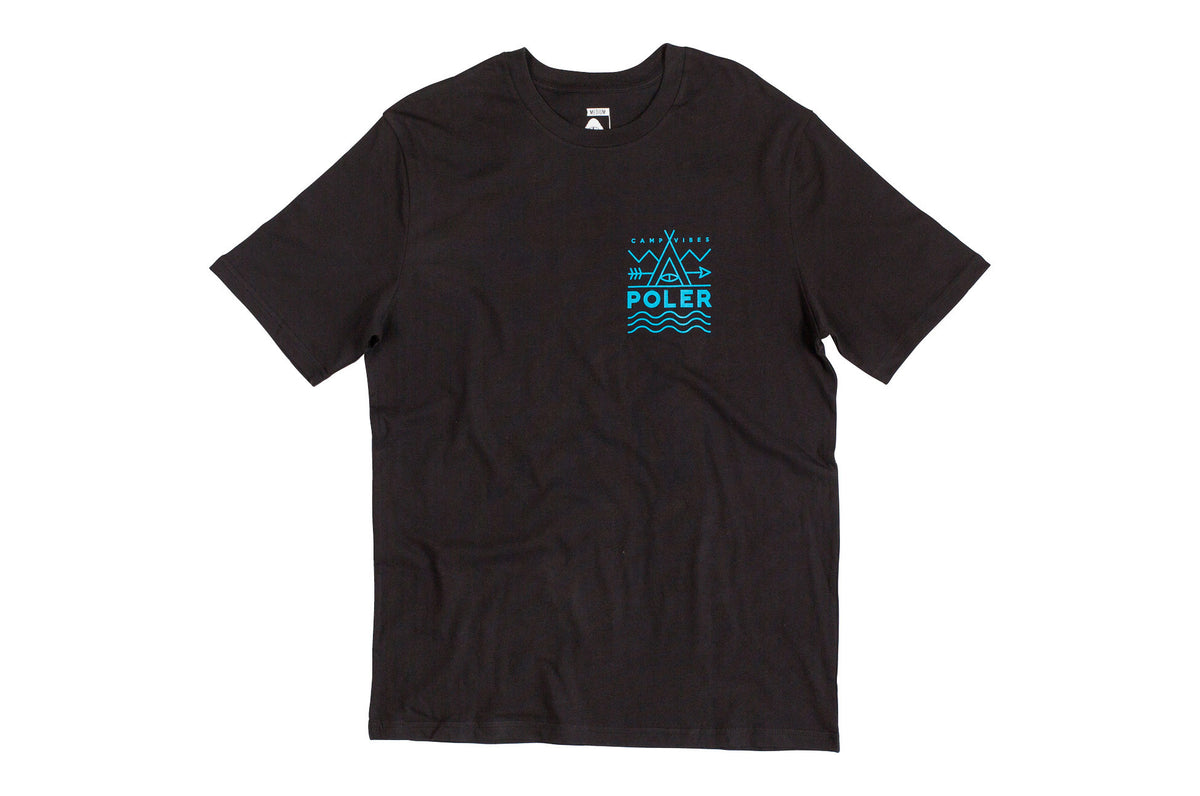 Land And Sea Tee-Black