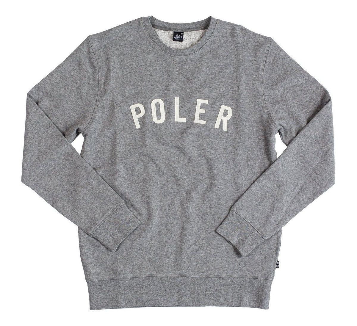 Ivy State Crew-Gray Heather
