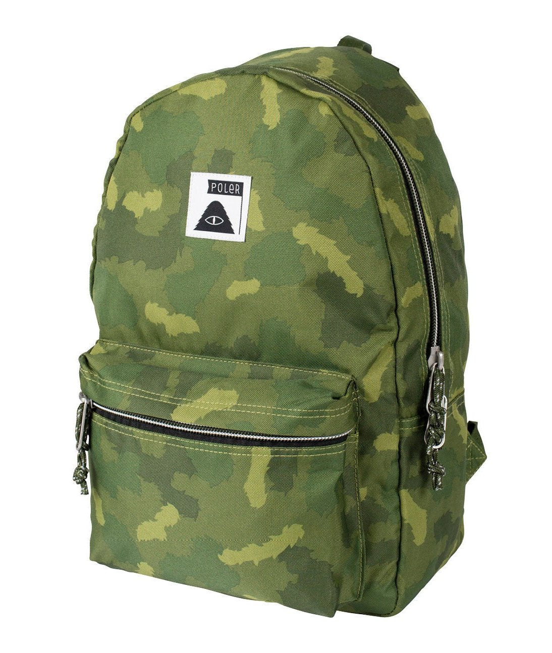 Rambler Pack-Green Furry Camo