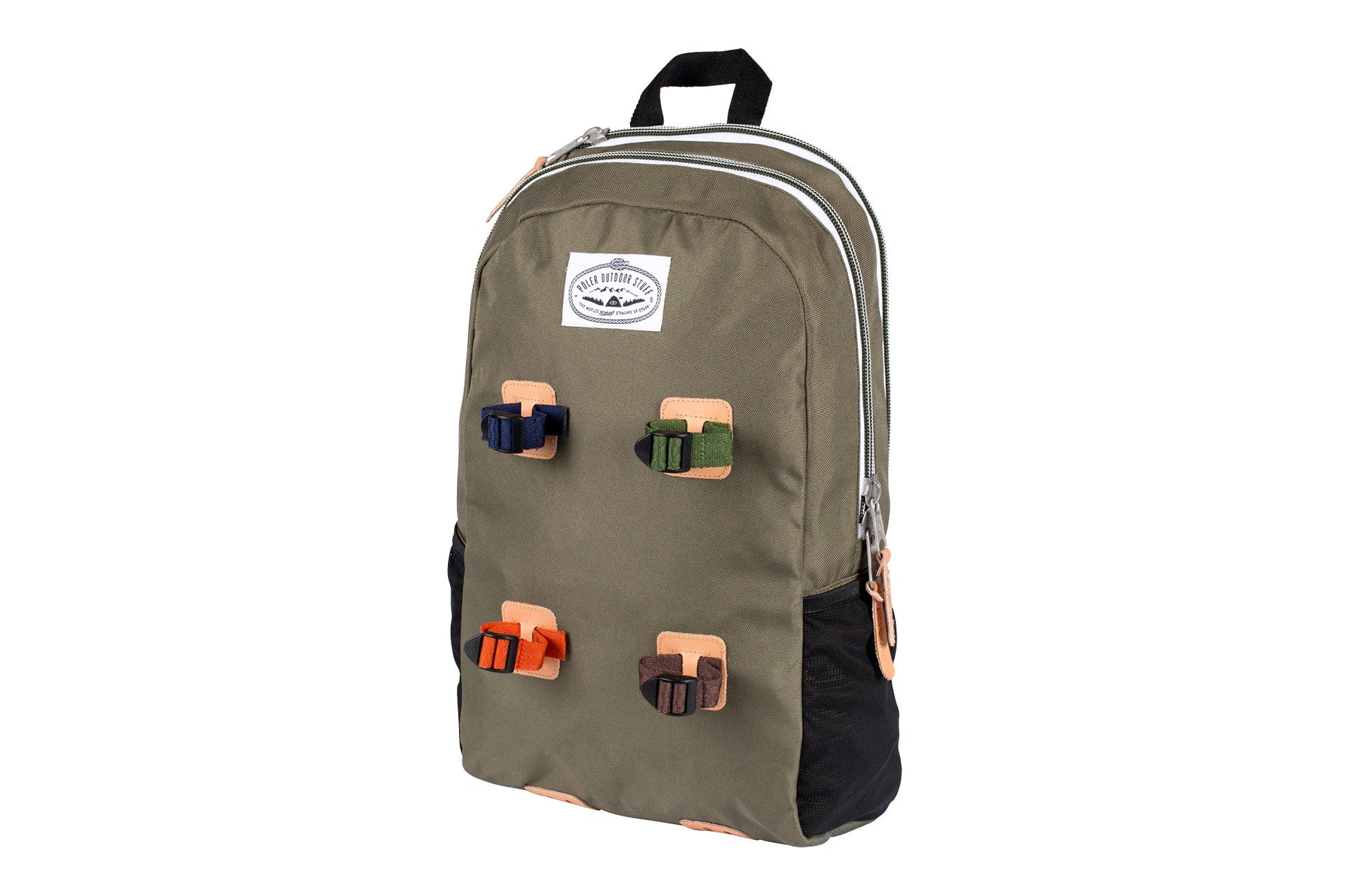 Classic Day Pack-Burnt Olive